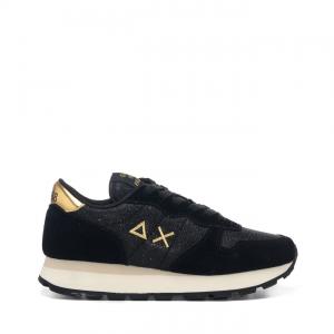 Sneakers Sun68 Ally Thin Glitter Nero Z41203 11NERO -A.1
