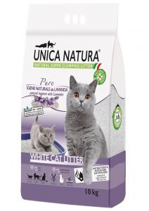 Igiene Naturale alla Lavanda – WHITE CAT LITTER