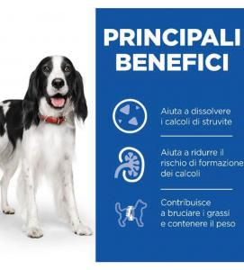 Hill's - Prescription Diet Canine - c/d Multicare + Metabolic - 12 kg