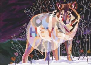 Heye 29939-Precious Animals puzzle 1000 pz