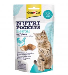 GimCat - Nutri Pockets - Dental - 60 gr