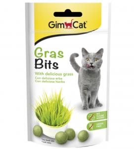 GimCat - Tabs - Gras Bits - 50 gr
