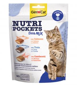 GimCat - Nutri Pockets - Adult - 150 gr