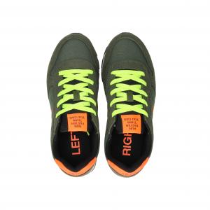Sneaker Sun68 Boy's Tom Fluo Suede Z41302 74MILITARE -A.1