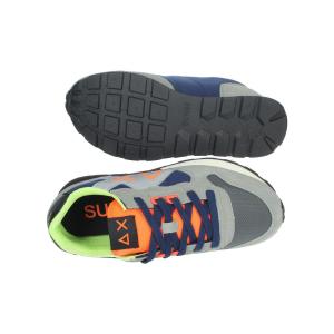 Sneaker Sun68 Boy's Jaki Z41311 734NAVY -A.1