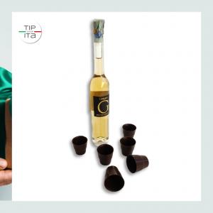 Bicchierini di Cioccolato Fondente Finissimo - 80/880g