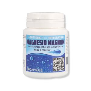 MAGNESIO MAGNUM 60CPS