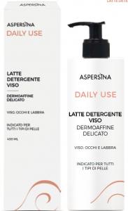 ASPERSINA LATTE DETERGENTE VISO 400ML