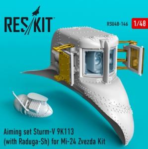 Aiming set Sturm-V 9K113