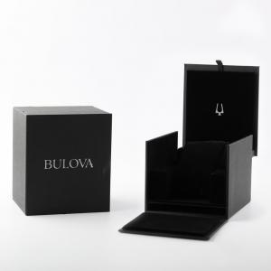 Bulova Surveyor, orologio donna quadrante madreperla diamanti