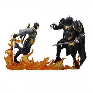 *PREORDER* DC Multiverse: BATMAN VS AZRAEL BATTLE ARMOR (Batman: Curse of the White Knight) by McFarlane Toys