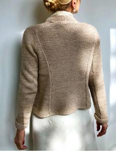 """Ripple Jacket"" – Modello di Hinterm Stein"