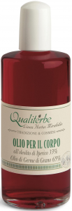 Olio Anti-smagliature con Iperico 100% Naturale by Qualiterbe