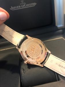 Orologio primo polso Jaeger Le Coultre
