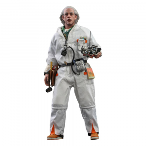 *PREORDER* Back To The Future Movie Masterpiece: DOC BROWN 1/6 by Hot Toys
