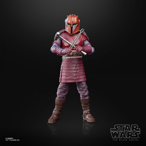 *PREORDER* Star Wars Black Series: THE ARMORER (The Mandalorian) by Hasbro