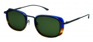 MASUNAGA designed by Kenzo, LYS / Havana and blu