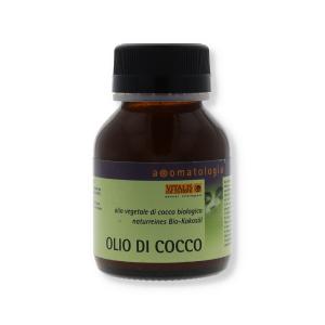 OLIO COCCO VEGETALE BIO - 100ML