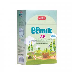 Bb milk antireflusso polvere