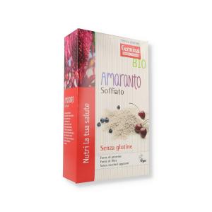 GERMINAL AMARANTO SOFFIATO SENZA/GLUTINE BIO 100G