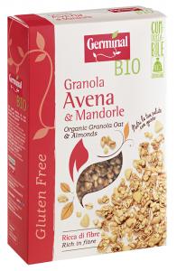 GERMINAL BIO GRANOLA AVENA/MANDORLE