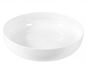 Insalatiera In Porcellana Oslo Bianco Cm23