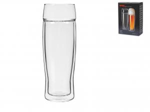 Confezione 2 Bicchieri Birra Doppiapar 0,50 2192