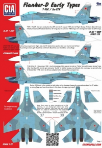 Sukhoi T-10K / Su-27K