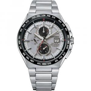 Citizen H800 Sport, cronografo uomo quadrante Silver
