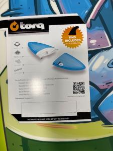 Tavola surf Torq  5'11x 20  3/8