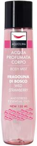 Acqua Profumata Corpo 150 ml Aquolina Fragolina di bosco