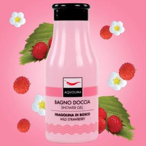 Bagnodoccia Aquolina 125 ml Fragolina di bosco