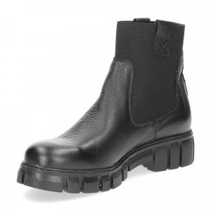 Felmini Tronchetto C433 pelle nera-4