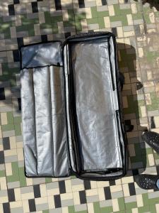 Foil Starboard carbon usato