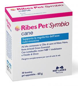 NBF - Ribes Pet Symbio Cane - 30 buste