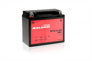 4418922 BATTERIA MALOSSI MTX12-BS GEL 12V 10,5 AH MOTOCICLI SCOOTER