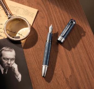 Stilografica Montblanc Writers Edition Homage to Sir Arthur Conan Doyle Edizione Limitata