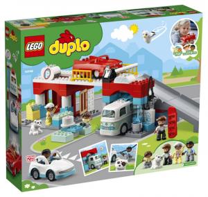 LEGO 10948 Autorimessa e Autolavaggio 10948 LEGO