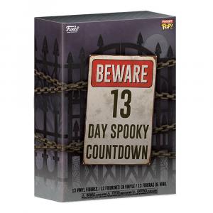 *PREORDER* 13 Day Spooky Countdown Pocket POP! Advent Calendar by Funko