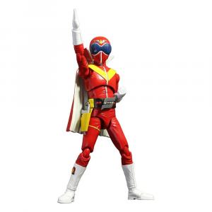 *PREORDER* Himitsu Sentai Gorenger Hero: AKARANGER by Evolution Toys