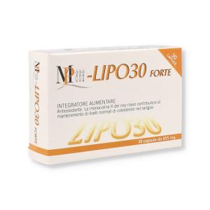 MP LIPO30 FORTE - 30CPS