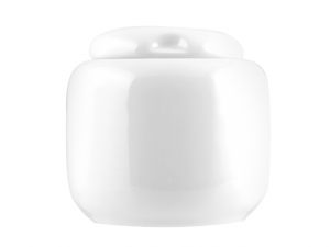 Zuccheriera Porcellana Oslo Bianco 0,25