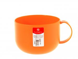 Tazzone Jumbo Senza Piatto Home Cc600 Arancio