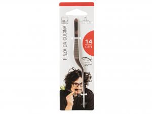 H&h Pinza Cucina Acciaio Inox Alessandro Borghese Cm 14