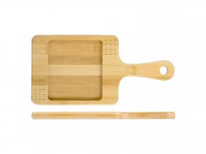 Tagliere Bambu' C/m 1p 31x15