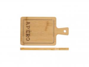 Tagliere Bambu' C/m Cm20x12 -2063