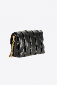 SHOPPING ON LINE PINKO MINI LOVE BAG PUFF PINCHED NEW COLLECTION WOMEN'S FALL/WINTER 202