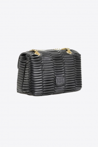 SHOPPING ON LINE PINKO MINI LOVE BAG PUFF ORIGAMI NEW COLLECTION WOMEN'S FALL/WINTER 202