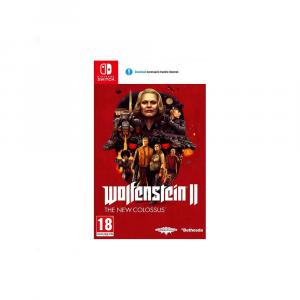 Wolfenstein II: The New Colossus - usato - NSwitch