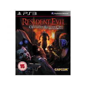 Resident Evil: Operation Raccoon City - usato - PS3